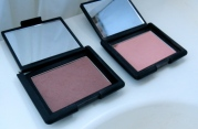NARS Blush in Doceur and Sex Appeal (L-R)